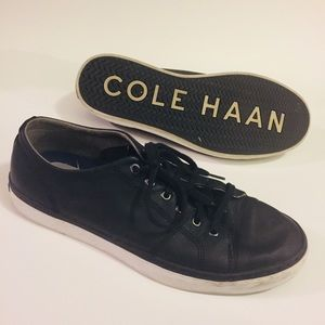 Cole Haan Grand Cross Court II leatherSneakers